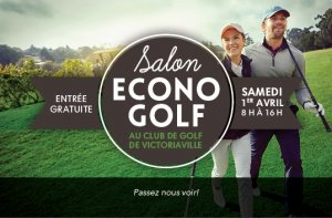 1er Salon Écono-Golf à Victo